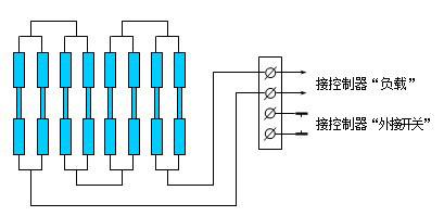 新装硅碳棒接线图