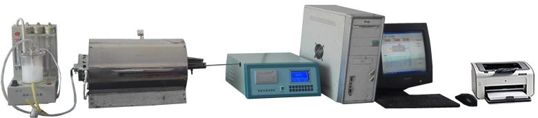 KZDL-8W型微机汉显测硫仪