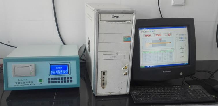 KZDL微机汉显测硫仪主控微机