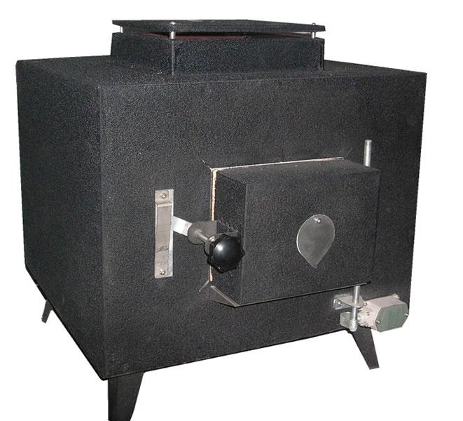 SRJX-4-13硅碳棒高温炉