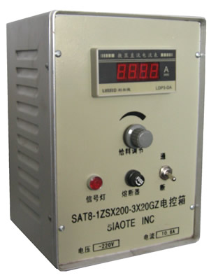 3X20GZ型数显电控箱