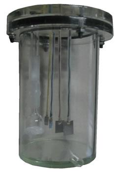 测硫仪电解池
