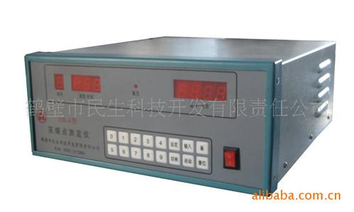 灰熔点测定仪控制器前面板